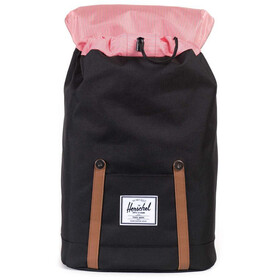 Herschel Retreat Backpack 19,5l Unisex, black/tan